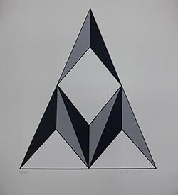 GRA 069 (49x49) Serigrafia