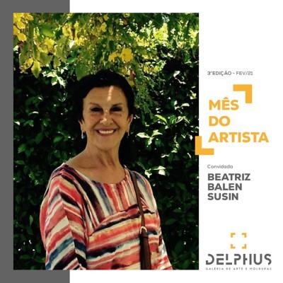 3º Edição - Evento Mês do Artista com Beatriz Balen Susin